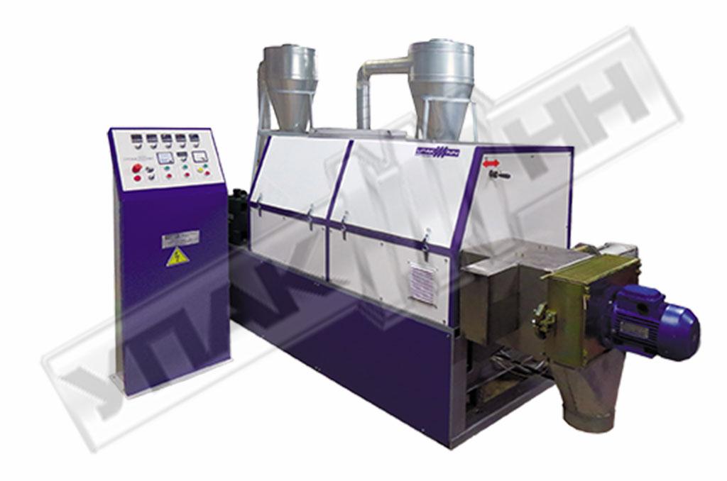Гранулятор Упак4 для переработки полимеров