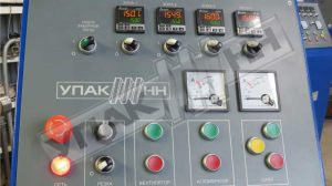 Панель управления гранулятора Упак 3