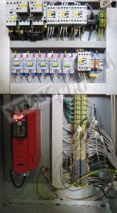 Электрооборудование гранулятора Упак 4