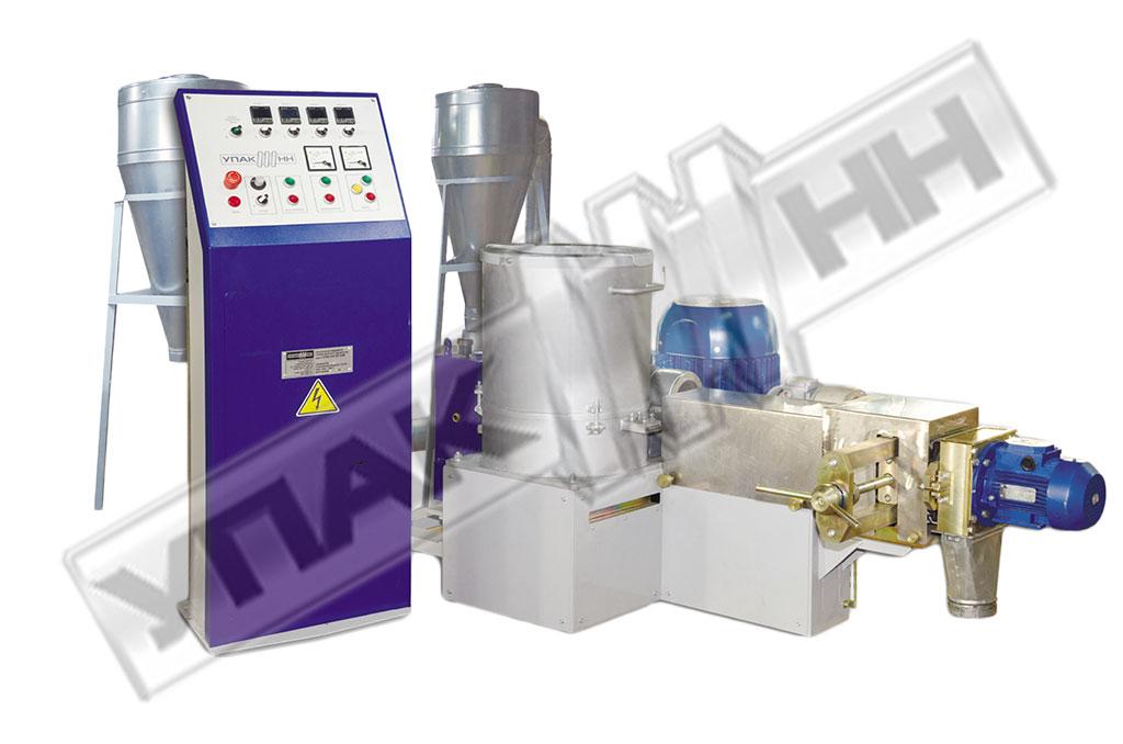 Гранулятор Упак 3 для переработки полиэтилена