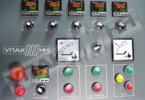 Пульт управления гранулятора Упак 4