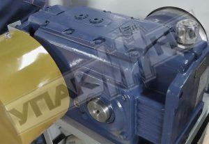Привод редуктора гранулятора УПАК 4